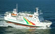Exclusif: Le bateau Aline Sitoé Diatta reprend ses rotations