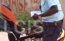 Policier corrompu: DJ Malick convoqué pour avoir publié cette photo