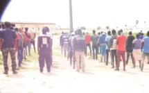 ARRETS SUR IMAGES: Les 73 migrants et les passeurs arrêtés à Djiffer