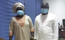 Apres le clash, Aminata Assome Diatta et Baldé se retrouvent