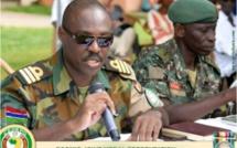 Gambie: L'ECOMIG annonce l'exclusion de deux soldats Sénégalais arrêtés en Gambie