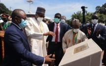 Guinée-Bissau : la route de la zone 7 devient ′′ Mamadu Buhari Avenue ′′