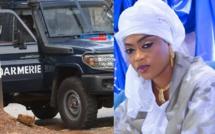 Touba: La gendarmerie chez Sokhna Aïda Diallo