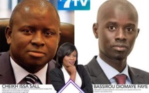 Débat sur 7TV: Cheikh Issa Sall prend la tangente face à Bassirou Diomaye Faye de Pastef