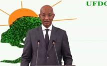Présidentielle Guinéenne: La Première déclaration de l' UFDG de Cellou Dalein Diallo