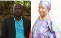 "Ziguinchor: Alioune Badara Ndiaye Président  du mouvement ""Aŕr sa rèw"" a perdu sa maman"