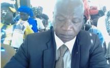 Le Ministre Conseillé Ablaye Badji en deuil