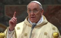 """""""Le pape François a tout simplement dit que l'Eglise catholique n'est pas favorable à un mariage homosexuel """""""