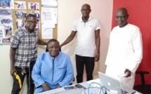 """Ouonck: Le maire et le FADO plaident pour la couverture """"complète"""" du réseau Free"""