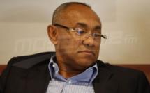 Le président de la CAF, Ahmad Ahmad, suspendu cinq ans par la FIFA