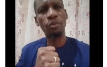 """Clédor Sène dément son arrestation: """" Je suis chez moi...Il est temps de faire face à Macky Sall...Son régime a perdu sa sérénité"""""""