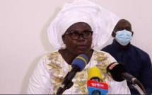 Chantier du marché  Tilène de Ziguinchor : Les instructions de Assome Aminata Diatta