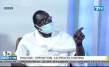 """Amadou Ahmed Ndir du PDS : """"On doit tourner la page de Karim Wade pour aller... """""""