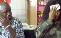 """Vidéo: Le mari de la patronne du salon """"Sweet Beauty"""" agressé"""