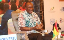 Condé : « Des pays qu'on dit démocratiques en Afrique mettent leurs opposants en prison »