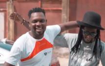 """Les artistes King Aladji et Big Zay en parfaite complicité pour le single """"Come by my side"""""""