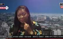 Sira Ndiaye en difficulté sur SEN TV, ne servait que des insultes ...