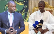 """Ousmane Sonko charge : """"Antoine Fèlix Diome est l'homme des sales boulots. Il est mouillé jusqu'au..."""""""