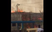 Incendie à l'Université Assane Seck de Ziguinchor