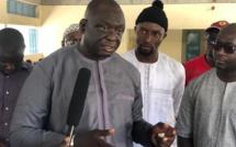 """Le président Seydou Sané : """"Pourquoi nous avons offert des repas aux 600 élèves du village SOS de Ziguinchor..."""""""