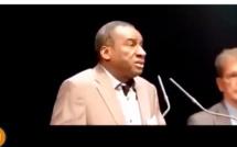 """Quand Sidiki Kaba s'engageait à défendre """"les homosexuels et  les Lesbiennes"""" (video)"""
