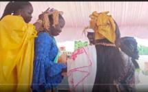 """Oussouye : Tout sur le meeting de """"Sargal Macky """" organisé par Dieynaba Goudiaby, Conseillère au CESE  (Regardez)"""