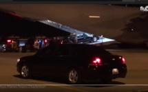 Vidéo : Comment les États-Unis transportent le convoi présidentiel (REPORTAGE)