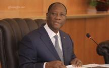 """Covid-19 : Alassane Ouattara se met en """"confinement"""""""