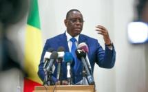 """Macky Sall dénonce : """"La corruption porte atteinte à la morale, décourage la compétition saine..."""""""