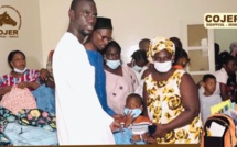 Dieuppeul-Derkle : La COJER distribue des kits scolaires aux établissements scolaires