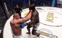 MMA : Bombardier mis KO par Mariusz Pudzianowski en quelques secondes (photos)