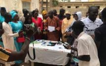 Locales 2022 : Des ressortissants d'Adeane à Dakar investissent Me Diockou