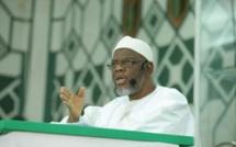 L'imam ivoirien Cheikh Aïma Ousmane Diakité en visite à Touba