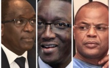 Mairie de Dakar : Abdoulaye Diouf Sarr favori de BBY, Amadou Ba en retrait...