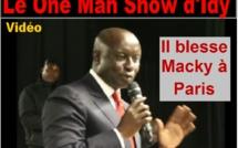 Le Show parisien de Idy qui va faire trembler le Palais et l'APR…Bonjour les dégâts !
