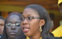 Maimouna DJITTE aux jeunes d'AJPADS « Prenons l'engagement de faire triompher le Oui partout»