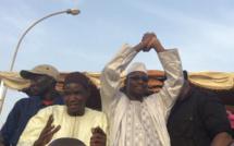 Le ministre Moustapha Diop hué et insulté  au marché Sandaga
