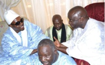 Idrissa Seck se rend à Touba pour...